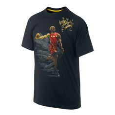 Nike King Of The Court Basketbol T-Shirt 588838010