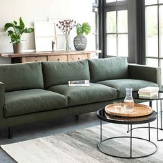Living Room Sofa, Living Room Interior, Home Living Room, Living Room Designs, Hotel Room Design, Home Salon, Apartment Interior Design, New Furniture, Decoration