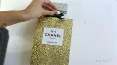 DIY Chanel Perfume Room Decoration & Storage – Ann Le Style