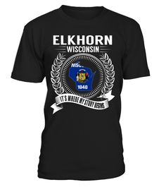 Elkhorn, Wisconsin - It's Where My Story Begins #Elkhorn
