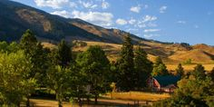 """The 1,800 acre T Bar T Ranch near historical Sheridan, Wyoming, represents a truly extraordinary """"end of the road"""" recreational ranch at the base of the Big Horn Mountains. Includes exceptional trout fishery, bountiful wildlife, stunning natural beauty, vast recreational … Continued"""