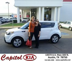 #HappyAnniversary to James  Hart on your 2014 #Kia #Soul from Marcus Benitez at Capitol Kia!