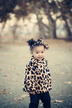 <3 my little fashionista. Samoan, Jamaican, Black, White. Mixed