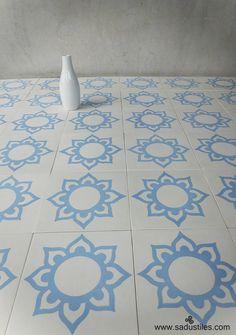 Sadus Tiles hand made cement tiles from Bali - Indonesia | Sadus ...