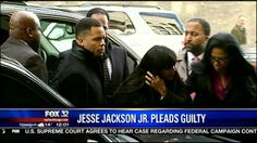 Celebrity News: Jesse Jackson Jr., wife Sandi plead guilty to separate federal charges | AT2W