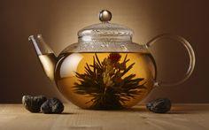 flor de chá