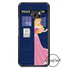 Disney Princess Ariel Purple Dress HTC One M10 Case
