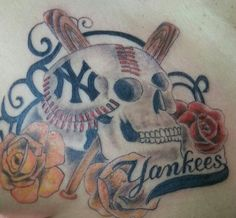 1000 images about tats on pinterest new york yankees for New york yankees tattoos designs