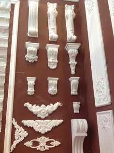 Plaster Moulding Catalog Amazing Choice Of Moldings Available Here In Québec Molding Project And Decorations Pinterest