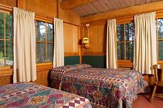 Colter Bay Cabins, Yellowstone