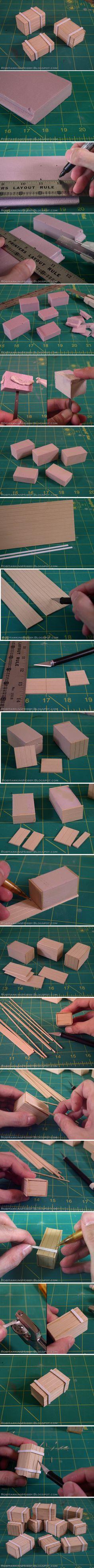 Tutorial de caixas