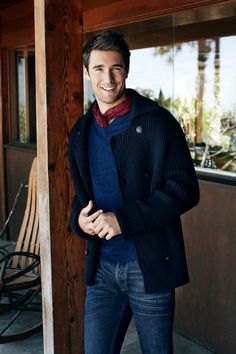 Josh Bowman for InStyle Magazine November 2012 Issue 02 | Male Celeb News