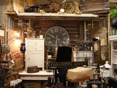 Monticello Antique Marketplace: FALL PREMIER SHOW...7 Days and Counting!