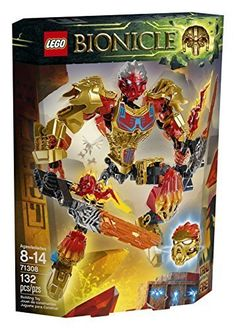 Import Lego LEGO Bionicle Tahu Uniter of Fire 71308 parallel import goods >>> More info could be found at the image url.