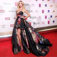 #RedCarpet Recap: Victoria Lopyreva in #ZuhairMurad #beauty #style #chic #glam #haute #couture #design #luxury #lifestyle #prive #moda #instafashion #Instastyle #instabeauty #instaglam #fashionista #instalike #streetstyle #fashion #photo #ootd #model #blogger #photography