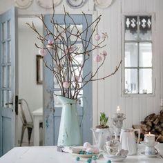 Casas Shabby Chic, Shabby Chic Mode, Estilo Shabby Chic, Shabby Chic Kitchen, Shabby Chic Style, Country Kitchen, Kitchen Rustic, Parisian Chic, Country Homes