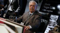 """Vargas Llosa como """"leyenda Viva""""  Mario Vargas Llosa"""