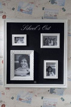 School's Out Photoframe