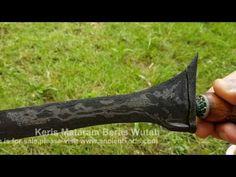 Keris Mataram Beras Wutah with Jinn Khodam Spirit to Attract Wealth & Pr...