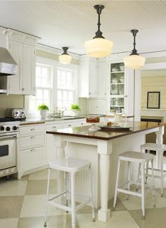 Harvest: More Modern Farmhouse Kitchens!