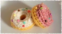 ドーナツの作り方・編み方【かぎ編み】の作り方|ぬいぐるみ|ぬいぐるみ・人形|ハンドメイド・手芸レシピならアトリエ