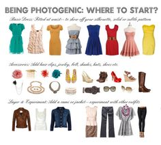 what to wear on your engagement shoot: a starting point for the ladies, engagement photo wardrobe, photography
