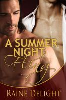 A Summer Night Fling, an ebook by Raine Delight at Smashwords (Erotic M/M paranormal romance free today - 05/16/13)