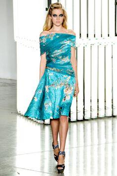 Rodarte @ NYFW  . . .gorgeous dress.