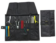 Passion LC1003A - barber kit Leather, hardware $35