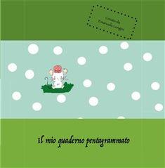 Prezzi e Sconti: Il mio quaderno pentagrammato emanuela  ad Euro 5.10 in #Youcanprint self publishing #Media libri arti e spettacolo