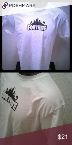 Custom Fortnite T Shirt NWT Fortnite Custom Made T Shirt brand new with  tags Sizes men s 3da5fe793