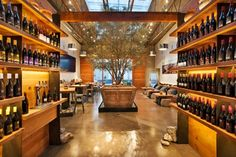 Wine Tasting With a Point of View http://sbseasons.com/2016/02/wine-tasting-with-a-point-of-view/ Photo: Alma Rosa's eco-chic tasting room in Buellton, built by Allen Construction, incorporates a 15-foot olive tree, local river stone and recycled Douglas Fir, by Patrick Price. #sbseasons #sb #santabarbara #SBSeasonsMagazine #SBwine #AllenConstruction #AlmaRosa To subscribe visit sbseasons.com/subscribe.html