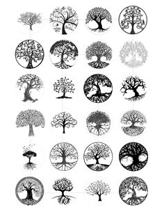 55 Magnificent Tree Tattoo Designs And Ideas Tattoos Tattoos