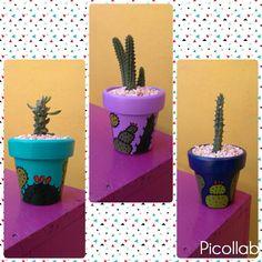 Vasinhos by Cida Sales Arte Designer.