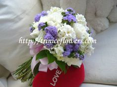 Trinice flowers - Bridal Bouquet