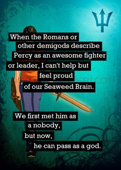 percy jackson ~ confessions