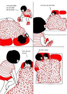 Mi lado de la cama