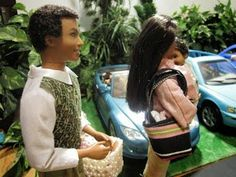 Fashion Dolls at Van's Doll Treasures: Same Bullshit, Different Year (Photostory)