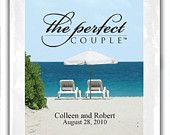 150 Personalized BEACH Theme Wedding LEMONADE FAVORS - Choose from 21 different 'Beach Theme' designs