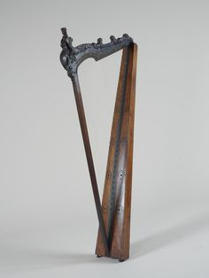 Harp by Georgio Offman from 1739
