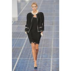 Chanel at Paris Fashion Week Spring 2013 - StyleBistro via Polyvore