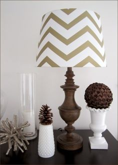 Bedroom Lamps - 2 of these lamps with creme shades, Target 24.99/each on sale.