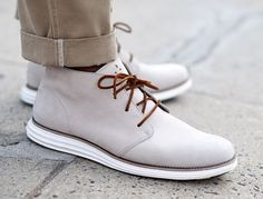 LunarGrand Chukkas by Cole Haan