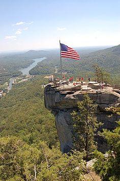 Chimney Rock State Park - NC