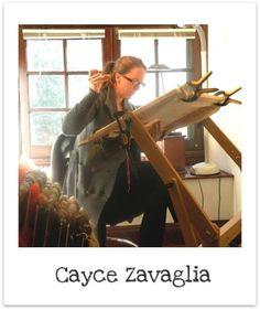 Artist Cayce Zavaglia