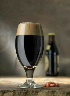 I love the thick, rich, dark beers.