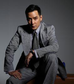 Daniel Wu | Daniel Wu suit handsome photo picture | Landscape Pictures