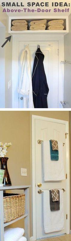 15 Best Towel Storage Small Bathroom Images Home Decor Bathroom