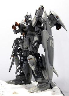 Gundam...nuff said!