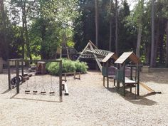Looking for a fun playground in North Yorkshire? Bedale based Thorp Perrow has a great playground for children of all ages to enjoy. North Yorkshire, Days Out, Playground, Cabin, House Styles, Home Decor, Children Playground, Decoration Home, Room Decor